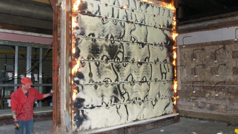 Branddeuren