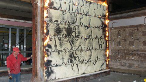 Branddeuren test Efectis Nederland - Protec Industrial Doors
