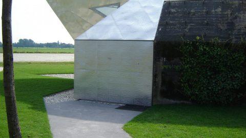 Schuifdeuren op maar - gevelontwerp - Protec Industrial Doors