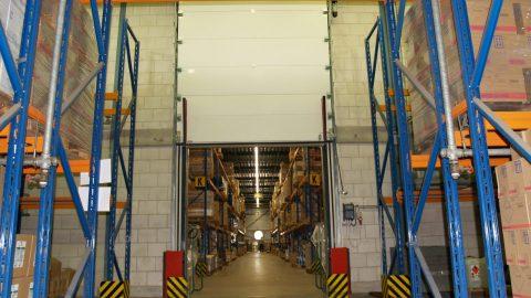 Vloeibare barrière - blokkering van chemische vloeistof en behoud van brandwater PGS 15 en TUV