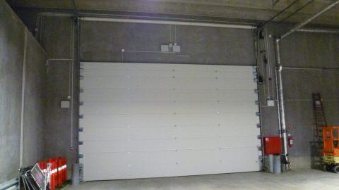 Akoestische en brandwerende deuren - Copenhagen Arena - Protec Industrial Doors