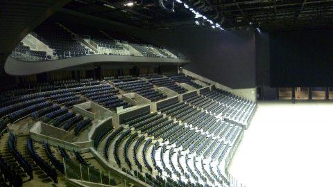 Akoestische deuren - Kopenhagen Arena Concerthal