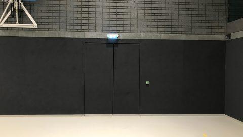 Explosieveilige deuren - Rozenburcht - Verborgen explosiebestendige deuren