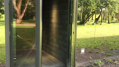 Glazen blast deuren - loopdeuren, explosiewerend en explosiebestendig