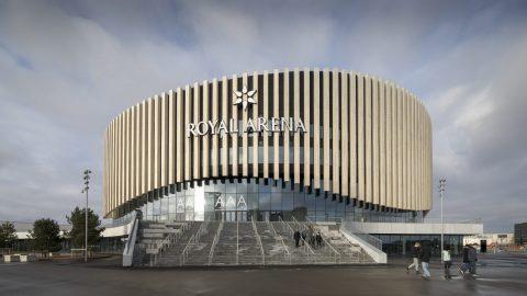 Royal Arena - Akoestiek en brandwerendheid - Protec Industrial Doors