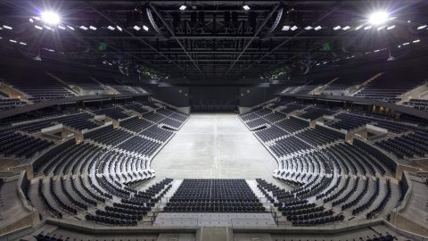 Royal Arena - Realdania - Protec Industrial Doors